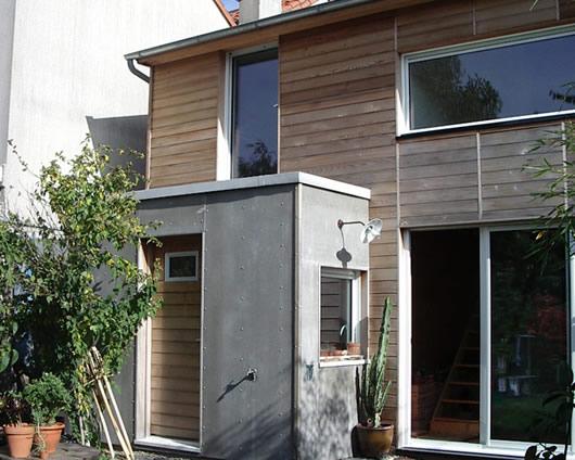 Extension de maison : avant et après travaux