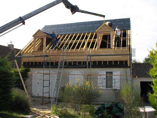 La surélévation de maison : contraintes et conseils